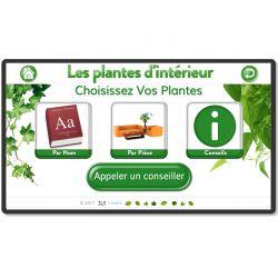 Licence Application Plantes vertes