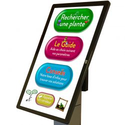 Licence Application Plantes d'exterieur